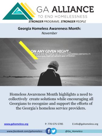 Homeless Awareness